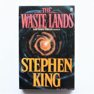 Stephen King The Wastelands 1991 Dark Tower Series